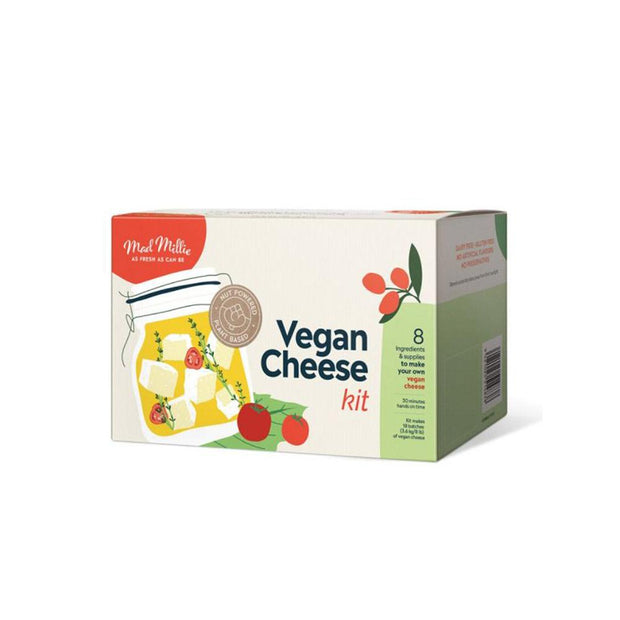 Vegan Cheese Kit, Mad Millie, Cheese DIY Kit