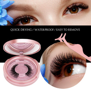 Magnetic Eyelash Rose Gold Extension Kit