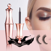 Load image into Gallery viewer, Magnetic Eyelash Rose Gold Extension Kit