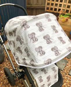 Custom styling package #1 - Percy and Paige tiny traveller footmuff pram blanket best footmuffs universal footmuff australian made footmuffs warm and practical