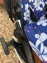Load image into Gallery viewer, Custom set- Uppababy Alta/Vista/Cruz - Percy and Paige tiny traveller footmuff pram blanket best footmuffs universal footmuff australian made footmuffs warm and practical