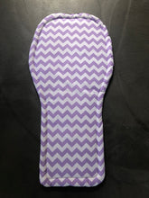 Load image into Gallery viewer, Universal liner- lavender chevron