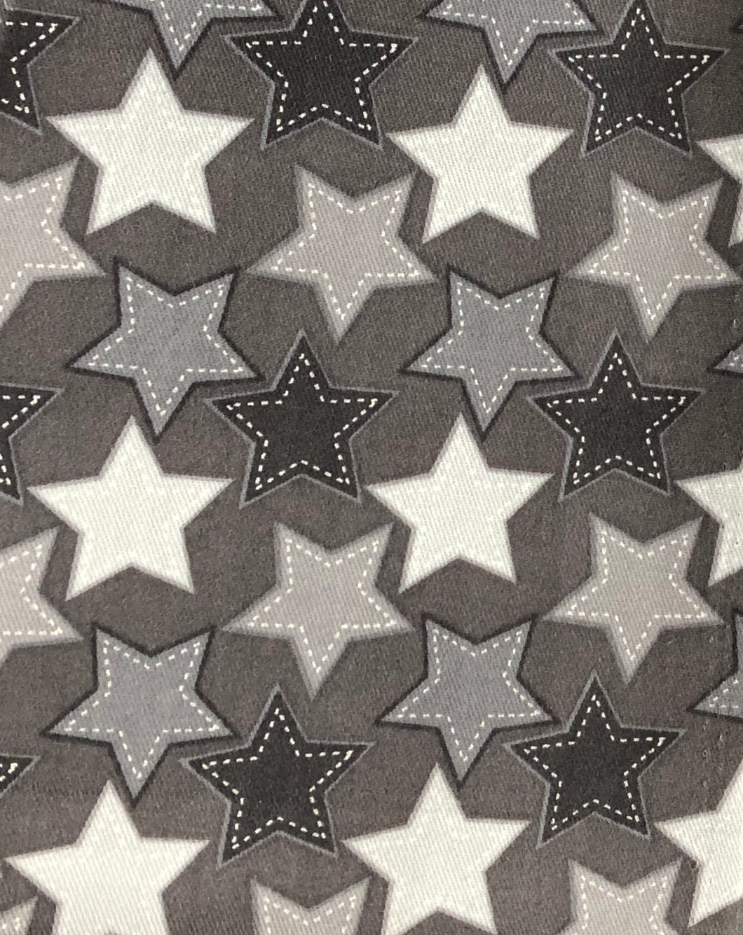 Grey Tonal stars - Percy and Paige