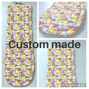 Custom made pram liner- City mini, GT-single - Percy and Paige tiny traveller footmuff pram blanket best footmuffs universal footmuff australian made footmuffs warm and practical