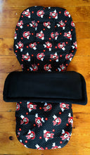 Load image into Gallery viewer, Custom set- bugaboo Donkey - Percy and Paige tiny traveller footmuff pram blanket best footmuffs universal footmuff australian made footmuffs warm and practical