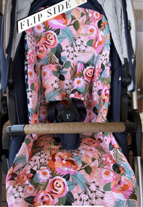 Redsbaby bounce/Metro/Jive Custom made pram liner - Percy and Paige
