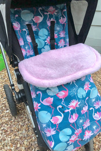 Custom set- Steelcraft savvi - Percy and Paige tiny traveller footmuff pram blanket best footmuffs universal footmuff australian made footmuffs warm and practical