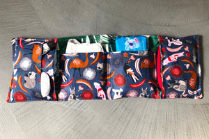 Custom Made - Traveller Nappy Wallet for cloth Nappies - Percy and Paige
