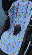 Load image into Gallery viewer, City select/Lux/Strider Compact/plus/deluxe Anti Slip Liner - Percy and Paige tiny traveller footmuff pram blanket best footmuffs universal footmuff australian made footmuffs warm and practical