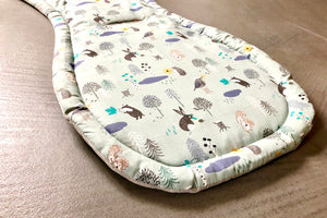Uppababy Alta/Vista/Cruz Custom made pram liner - Percy and Paige