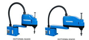 Yaskawa's Dynamic Duo: Two New Robots for Varied Automation Applications