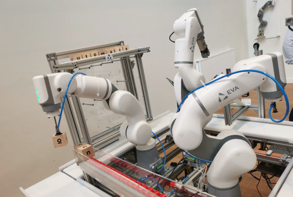 Industrial Robotics Market Benefits from Automation