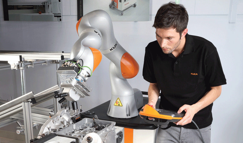 Cobots Are a Step Toward a Paradigm Shift in Industrial Automation