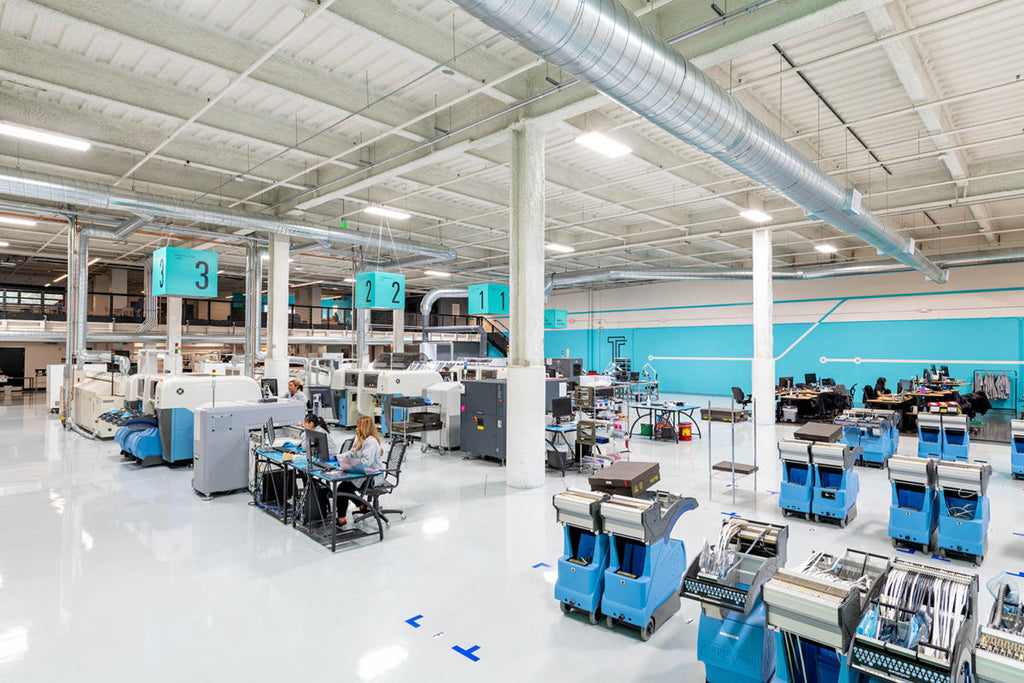 An inside look at an IIoT-powered smart factory