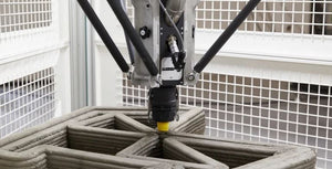 New Concrete Printer Released for Industrial Applications