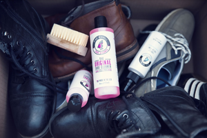 How To Clean My Leather Products With The Pink Miracle