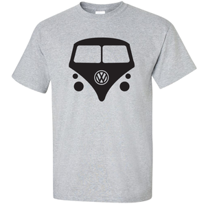 VW Bus T-Shirt - Classic Grey
