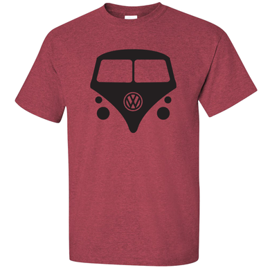 VW Bus T-Shirt - Red