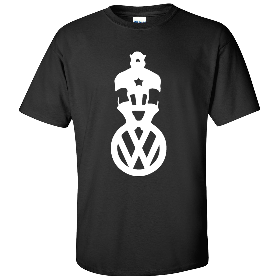 VW Captain T-Shirt - Black