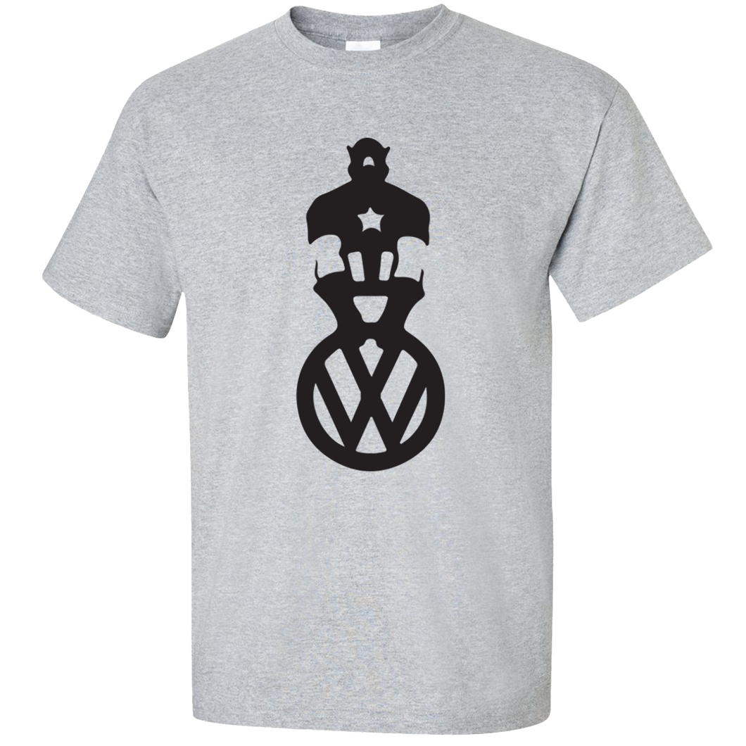 VW Captain T-Shirt - Classic Grey