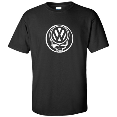 VW Deadhead T-Shirt - Black