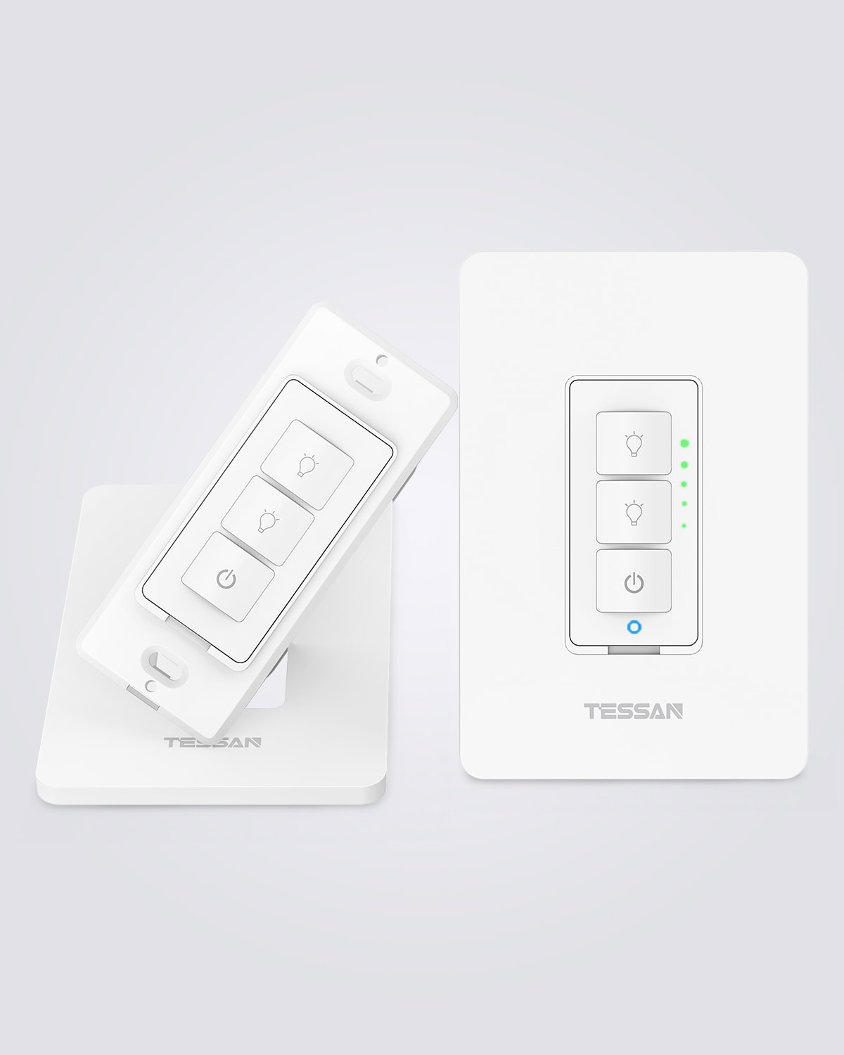 3/4/5 Way Smart Dimmer Switch, Compatible with Alexa and Google Home