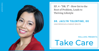 Ep 4 - DR. Jaclyn Tolentino, - How Functional Medicine Leads to Systemic and Lasting Health