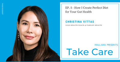 EP. 5 - Christina Vittas - How I Create Perfect Diet for Your Gut Health