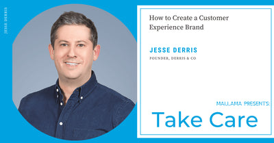 How to Create a Customer Experience Brand - Jesse Derris