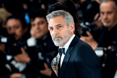 George Clooney Skincare Routine