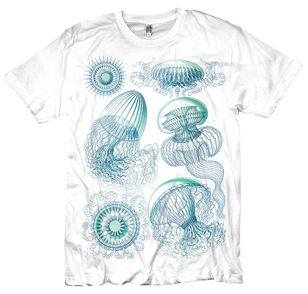 c5e0b2330 Floating Jellyfish T-shirt - Babbletees – GraphicEsoteric