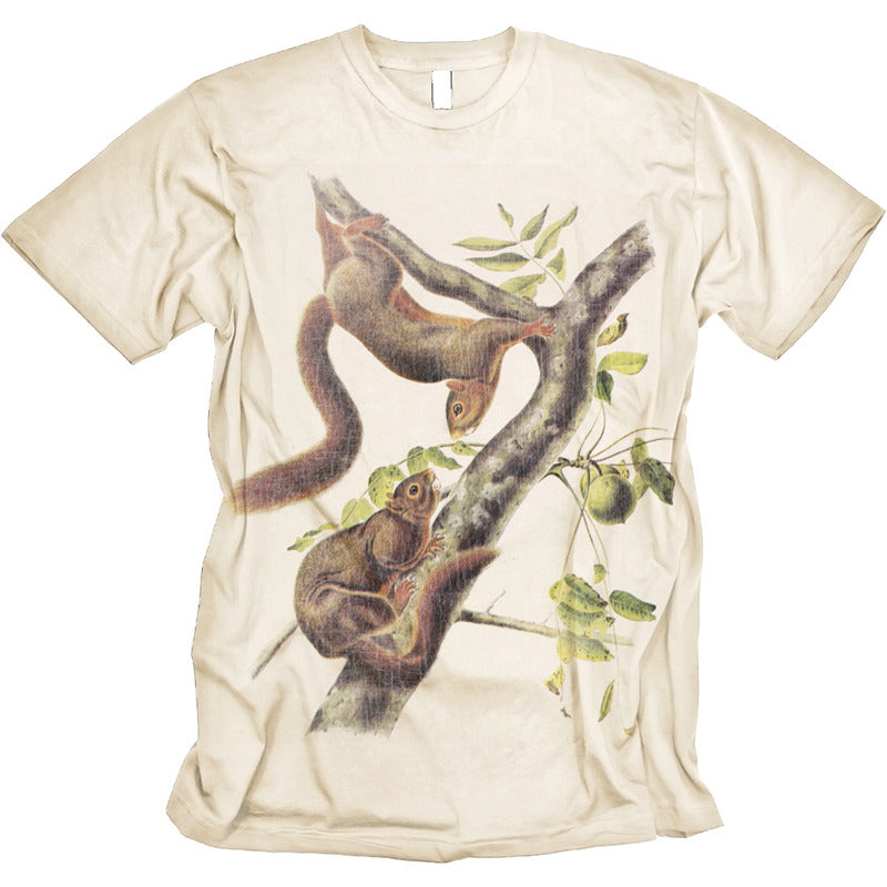 d3eff984f Squirrels In A Tree T-shirt - Babbletees – GraphicEsoteric