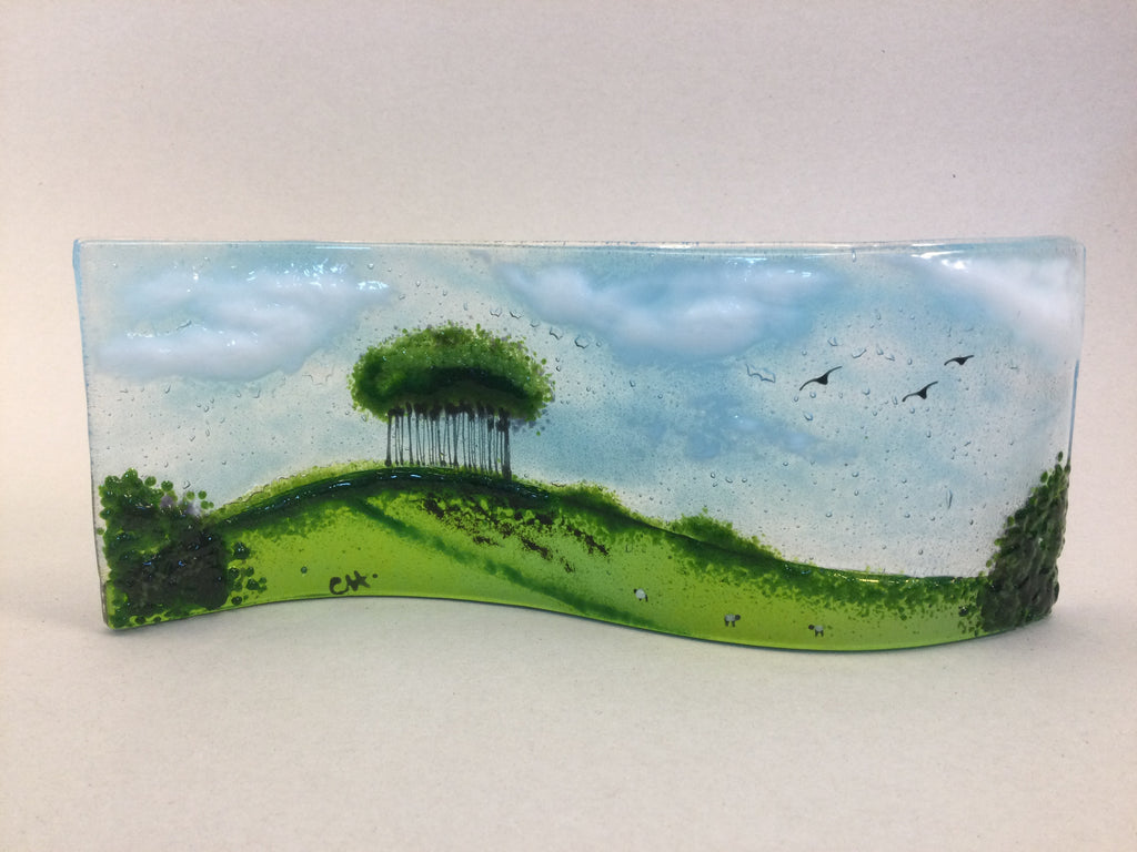 Large Freestanding Wave - Nearly Home Trees