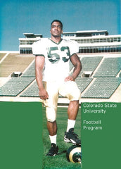 Colorado State University George Dorsey