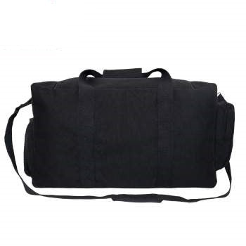 Canvas Pocketed  workout/training gear bag