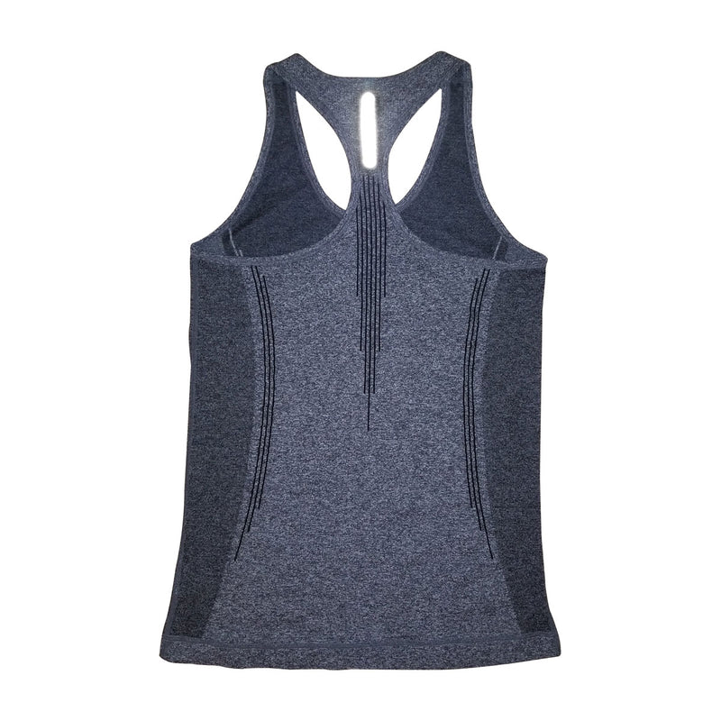 Gen-X Muscle Women's Racerback Embroidered Tank