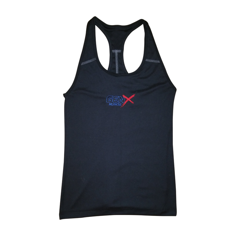 Gen-X Muscle Women's Embroidered Tank