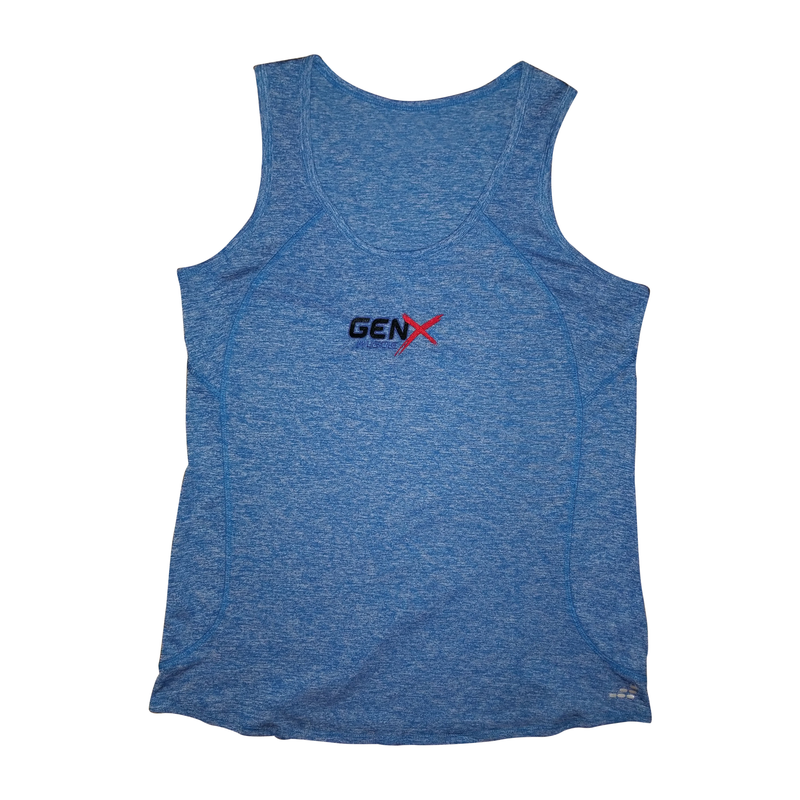 Gen-X Muscle Women's  Embroidered full tank top