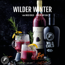Laden Sie das Bild in den Galerie-Viewer, WILD CHILD GIN - WILDER WINTER PAKET