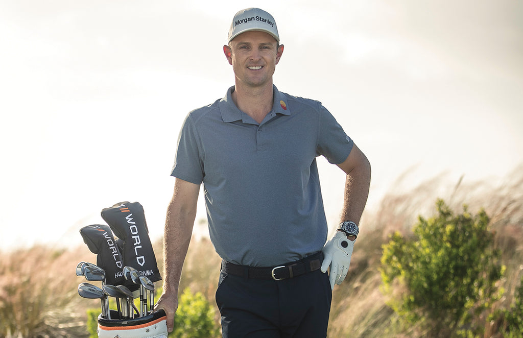 HONMA GOLF AND JUSTIN ROSE AGREE TO MULTI-YEAR PARTNERSHIP