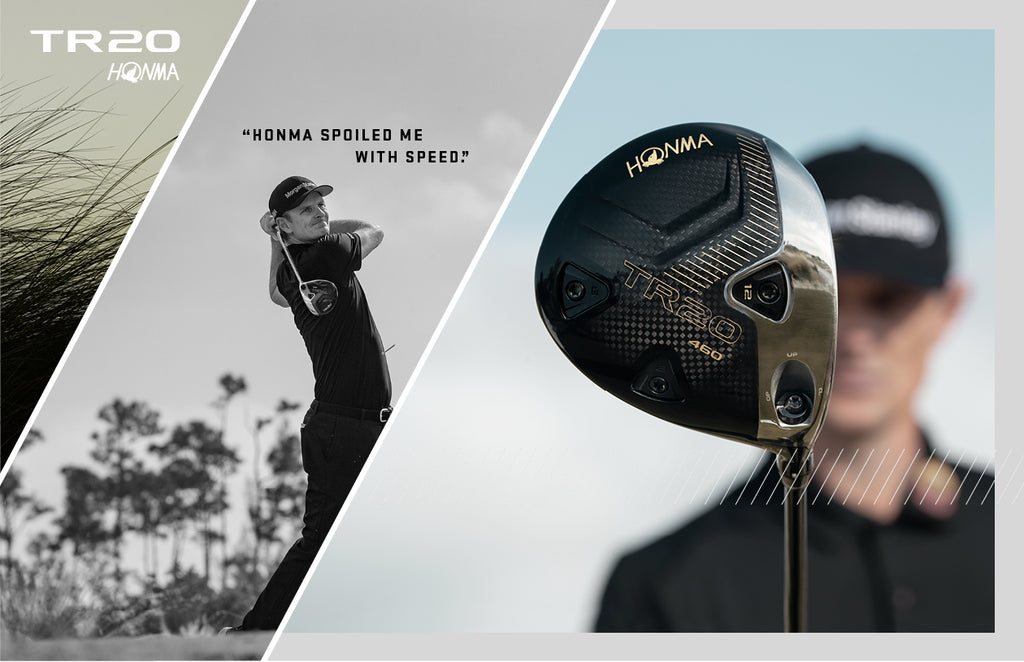 HONMA ANNOUNCES NEW TOUR RELEASE PRODUCT LINE