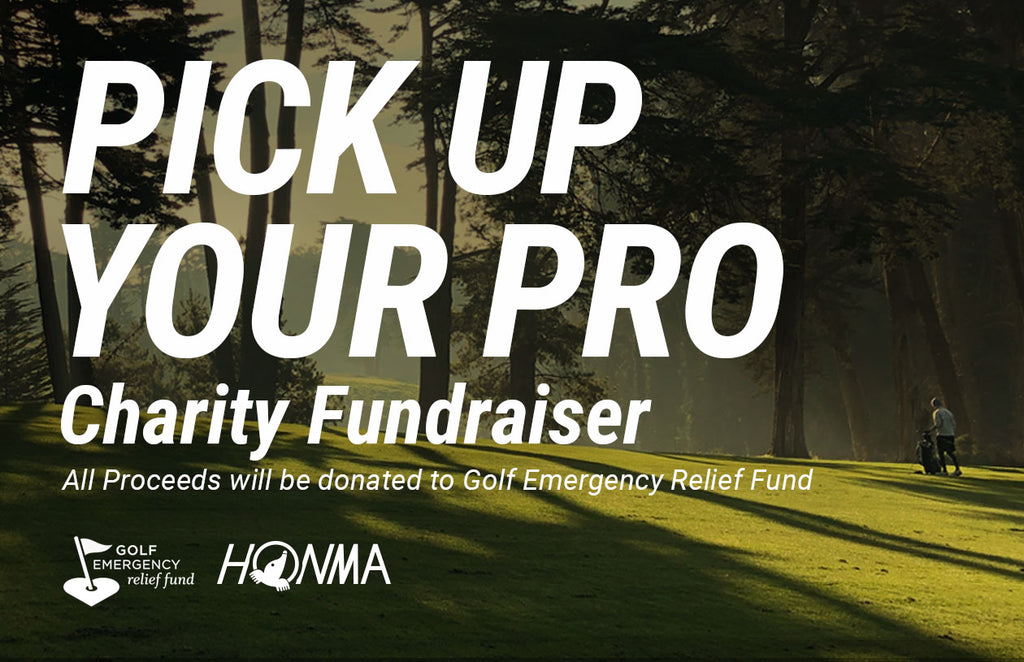 Honma Golf Charity Fundraiser Aids PGA Workforce Impacted by Coronavirus