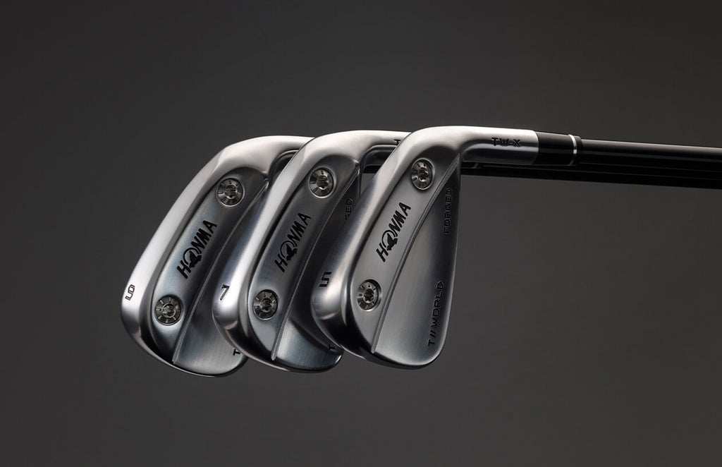 Honma T//World-X Irons Launch in United States