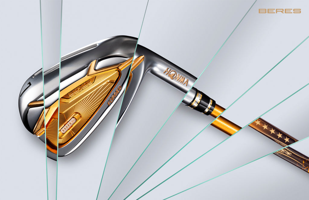 HONMA ANNOUNCES NEW BERES PRODUCT LINE