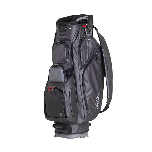 Cart Bag - Black/Grey