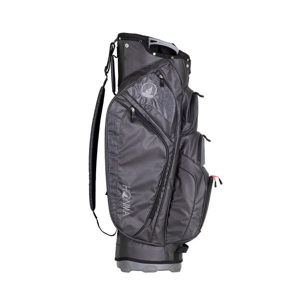 Cart Bag - Black/Gray