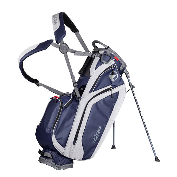 Stand Bag - Dark Navy/Light Gray