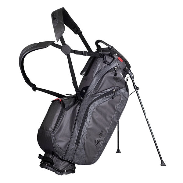 Stand Bag - Black/Gray