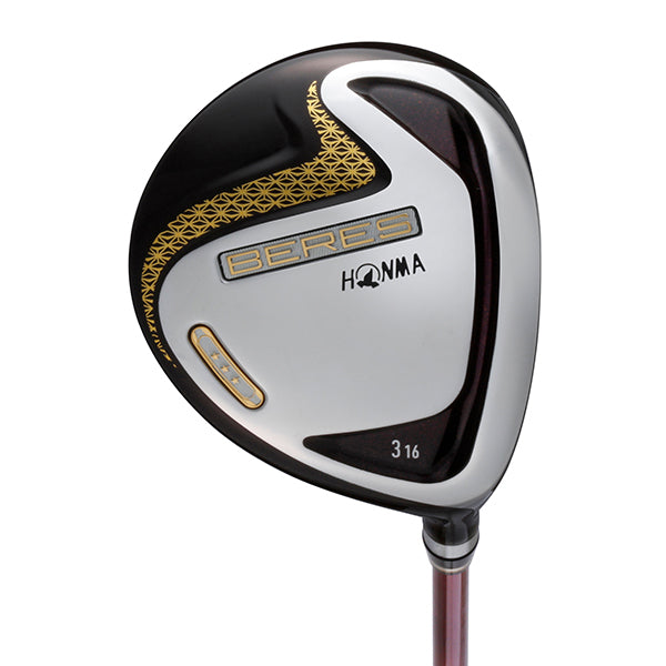 BERES Ladies 3-Star Fairway Woods