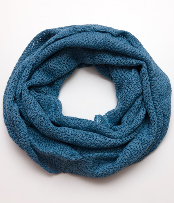 Infinity Scarf Steel